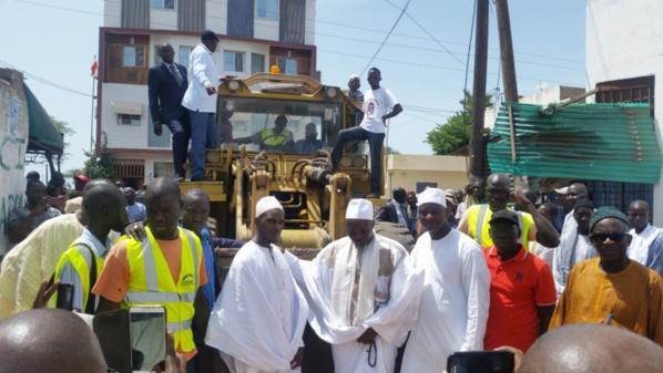 Commune de Bambilor: Le maire annonce la construction de 10 km de route pour désaclaver Diacksao