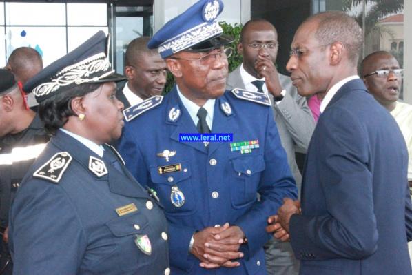 Alerte à la bombe au Radisson: Le général Abdoulaye Gueye Faye, promet de démasquer l'auteur de l'appe l(Vidéo)
