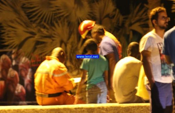 Vidéo - Au lendemain de l'alerte à la bombe au Radisson : Contrôle strict devant le portail de l'hôtel