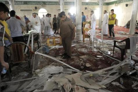 Arabie saoudite: Un attentat dans une mosquée fait 13 morts