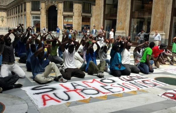 La galère des Modou Modou en Italie : L'argent ou la prison (Reportage)