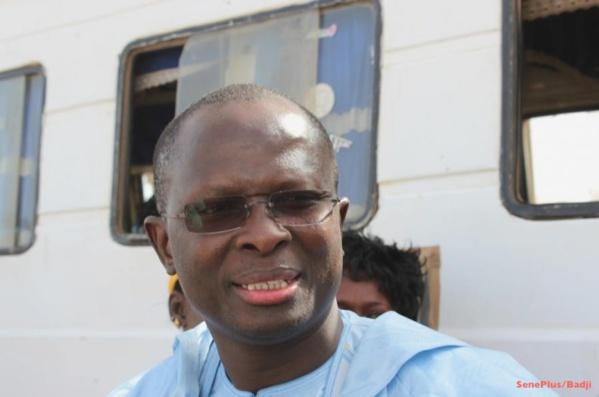 """Modou Diagne Fada s'indigne de la léthargie de ses camarades de parti : """"Le Pds est incapable de sortir Karim Wade de prison"""""""