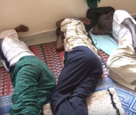 En grève de la faim depuis six jours, les ex-travailleurs de Ama Sénégal mettent fin à leur diète