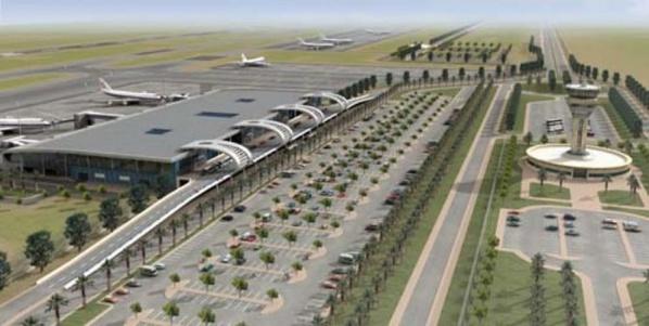 La livraison de l'Aéroport de Diass repoussée au second semestre de 2016
