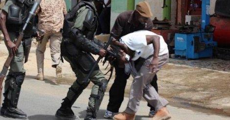 Émouvantes confidences d'un étudiant agressé par des policiers à l'Ucad : « Ils me battaient à coups de matraque en m'insultant »