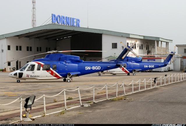Nigeria: un crash d'hélicoptère, quatre morts