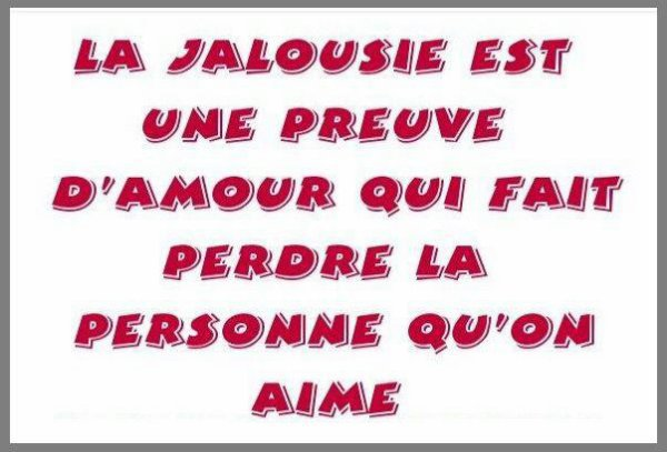 La jalousie est le r sultat d 39 un manque de confiance en - Homme et femme qui font l amour au lit ...