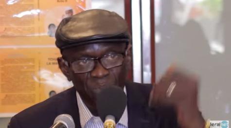 """Vidéo - Auteur de """"Tchad-Sénégal : La Machination acte II"""" : Moriba Magassouba dénonce """"une ignoble farce judiciaire"""" dans l'affaire Habré"""