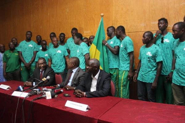 En préparation pour l'Afrobasket 2015, les Lions gagnent leur match test face à l'Angola