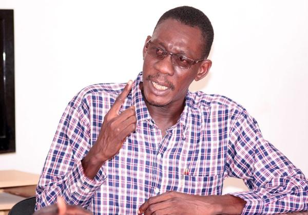 """Mady Kanté, du Grand parti, à Zator Mbaye : """"S'il a entendu Honorable député, c'est grâce à Gackou""""."""