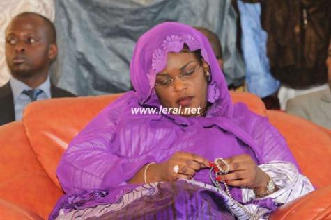 Condoléances : Marième Faye Sall était chez la famille de Doudou Ndiaye Rose et de Vieux Sing Faye