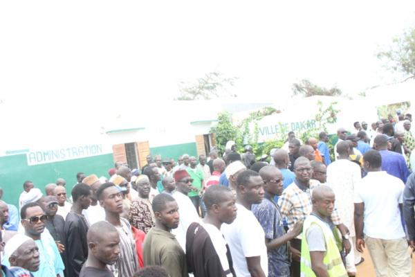 Levée du corps de Doudou Ndiaye Rose : Les pickpocket s'invitent à la cérémonie