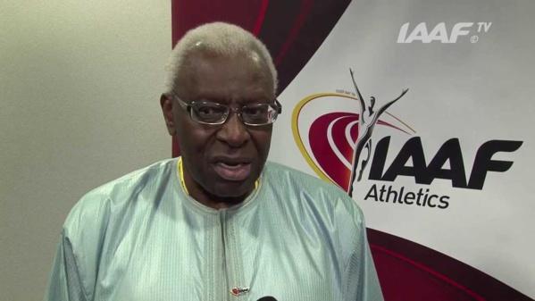 Lamine Diack sur le recul de l'athlétisme africain : « Les autorités ont relégué au second plan l'athlétisme au profit du football »