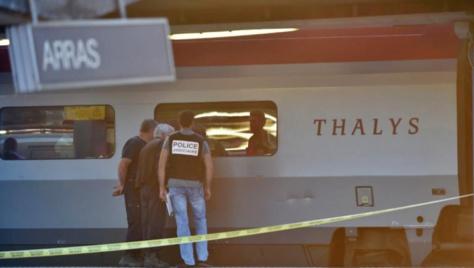 France: tirs dans un train Amsterdam-Paris, deux blessés