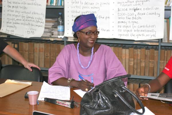 """Pr Amsatou Sow Sidibé, ministre conseiller du Président: """"Le Sénégal est bloqué"""""""
