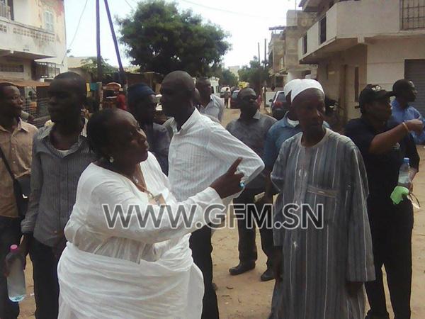Les révélations de Marie Aw après sa garde-à-vue au Commissariat central de Dakar