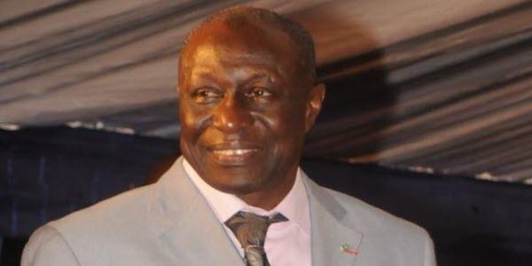 Malick Sy (Souris) : L'Afrique aurait dû avoir un candidat même symbolique pour la présidence de la Fifa