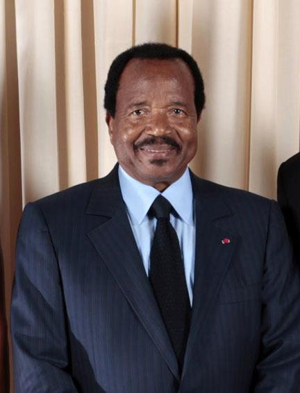5. PAUL BIYA – 158,2 MILLIONS D'EUROS (CAMEROUN)