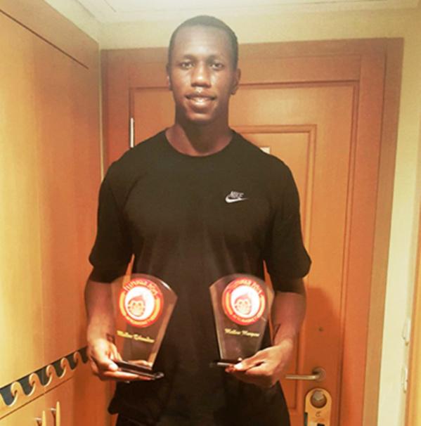 Afrobasket: Gorgui Sy Dieng rafle trois récompenses individuelles