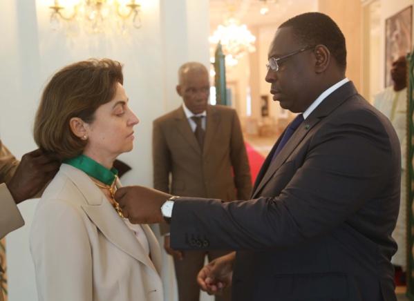 En fin de mission au Sénégal: l'Ambassadeur d'Espagne élevé au rang de commandeur dans l'Ordre national du Lion