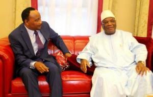 Visite officielle du Président IBK à Niamey : Enième tentative pour sauver le processus de paix au Mali