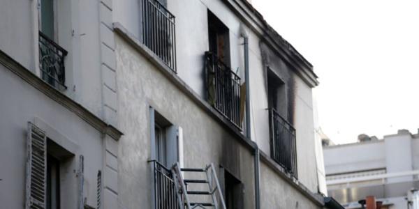 Incendie à Paris : le suspect, un Algérien de 36 ans, connu des services de police