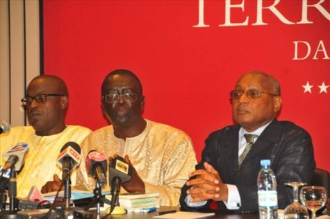 Groupe de travail : L'Etat du Sénégal dépose ses conclusions et demande la révision de l'Avis