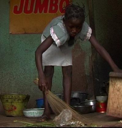 Quotidien d'un orphelin : Entre tortures et châtiments