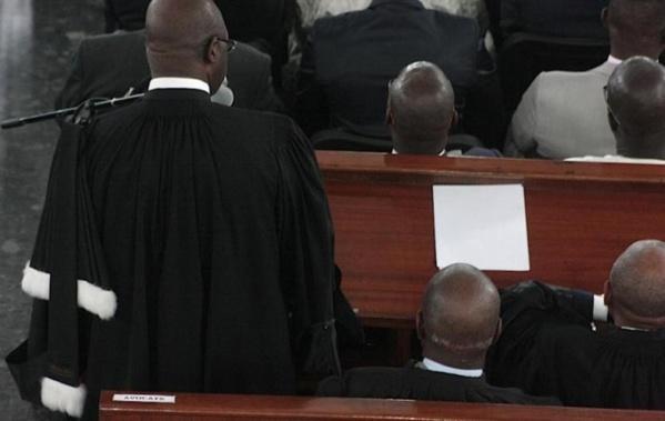 """Le bâtonnier Ameth Bâ met en garde ses jeunes confrères : """"Refusez d'intégrer le rang des avocats corrupteurs, complices de corruptions ou porteurs de valises"""""""