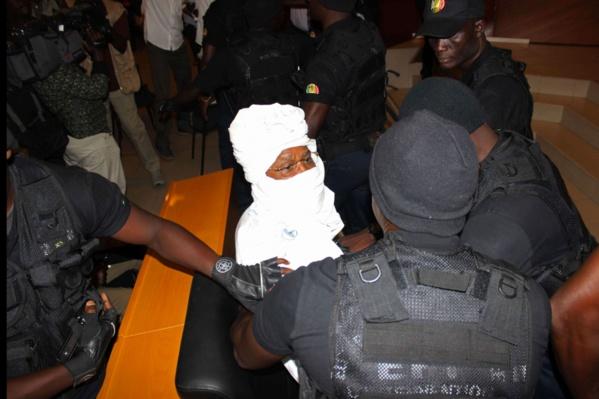 Deuxième jour du procès d'Hussein Habré : L'audience se poursuit calmement