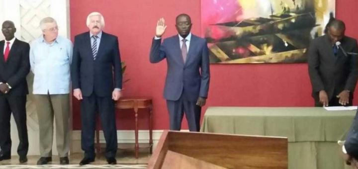 Guinée-Bissau : Un nouveau gouvernement investi après un mois de crise