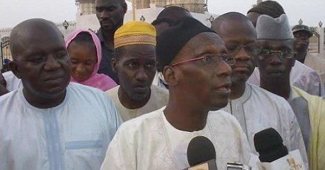 Visite dans la banlieue Dakar : Le Front patriotique devance Macky Sall.... auprès des sinistrés