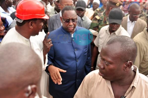 Dernière minute: Le président Macky Sall reporte sa visite dans la banlieue