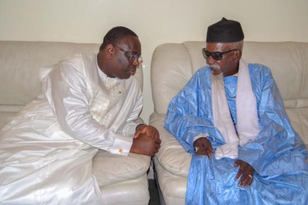 Hlm1: Les coulisses de la rencontre entre Macky Sall et Serigne Sidy Makhtar Mbacké