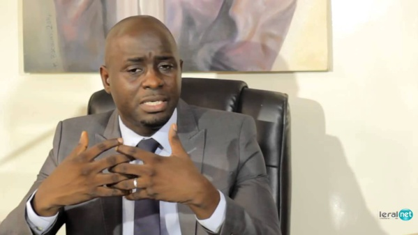 """Thierno Bocoum après sa visite à Rebeuss: """"Toussaint Manga est un prisonnier politique"""""""