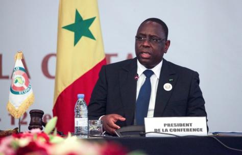 Sommet extraordinaire de la conférence des Chefs d'Etat de la Cedeao: L'intégralité du discours d'ouverture du président Macky Sall