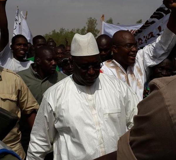 Visite du Président Macky Sall à Mbane : De l'orage dans l'air… de l'accueil !