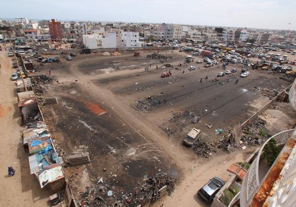 Scandale: Le parking du Stade Léopold Sédar Senghor vendu aux promoteurs immobiliers
