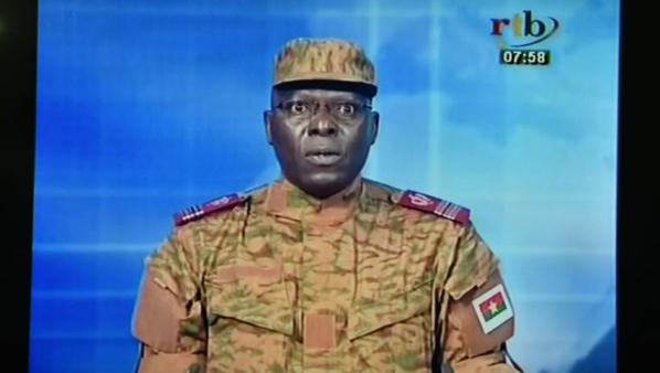 Burkina : le général Gilbert Diendéré proclamé président du Conseil national de la démocratie