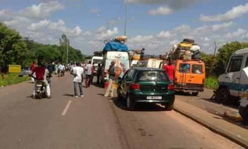 Bobo-Dioulasso, jour 5 du coup d'Etat : L'hôpital comme un cimetière, l'entrée de la ville bloquée