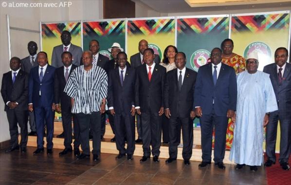 Abuja (Nigeria) : Ambiance de deuil à la réunion des chefs d'Etat sur la crise au Burkina