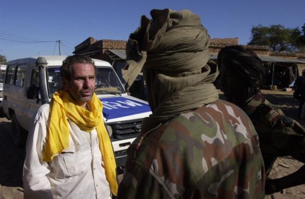 Olivier Bercault sur l'implication d'Habré dans les exactions au Tchad: « Il y a 1 900 documents adressés directement à Hussein Habré »