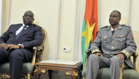Burkina Faso - Amnistie des putschistes: Une idée de Macky Sall ?
