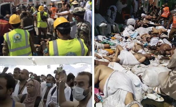 Bousculade à la Mecque : Au moins 15 Sénégalais parmi les victimes, précise Mansour Diop de Zik Fm. Regardez