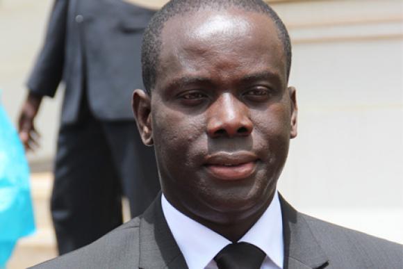 Gackou rend visite à Karim Wade en prison