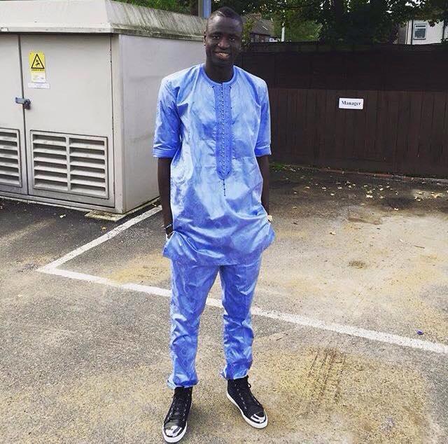 "Le ""sagnsé"" Tabaski de Cheikhou Kouyaté, international sénégalais de football"