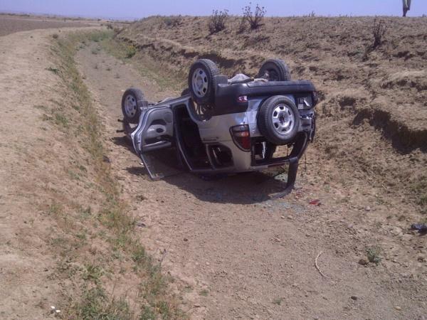 Accident sur l'axe Linguère-Matam : Un frère du Khalife général des niassènes parmi les blessés