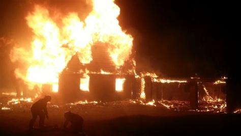 Sicap Foire : Un nourrisson meurt dans un incendie
