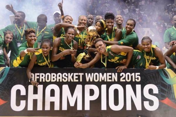 Afrobasket féminin: Le Sénégal est champion d'Afrique !
