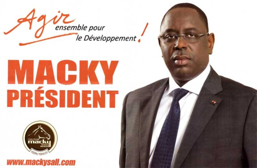 """Image - Dans un sondage, Moubarack Lô donne Macky Sall vainqueur à la Présidentielle : Dakar garde l'espoir """"Yakaar"""""""